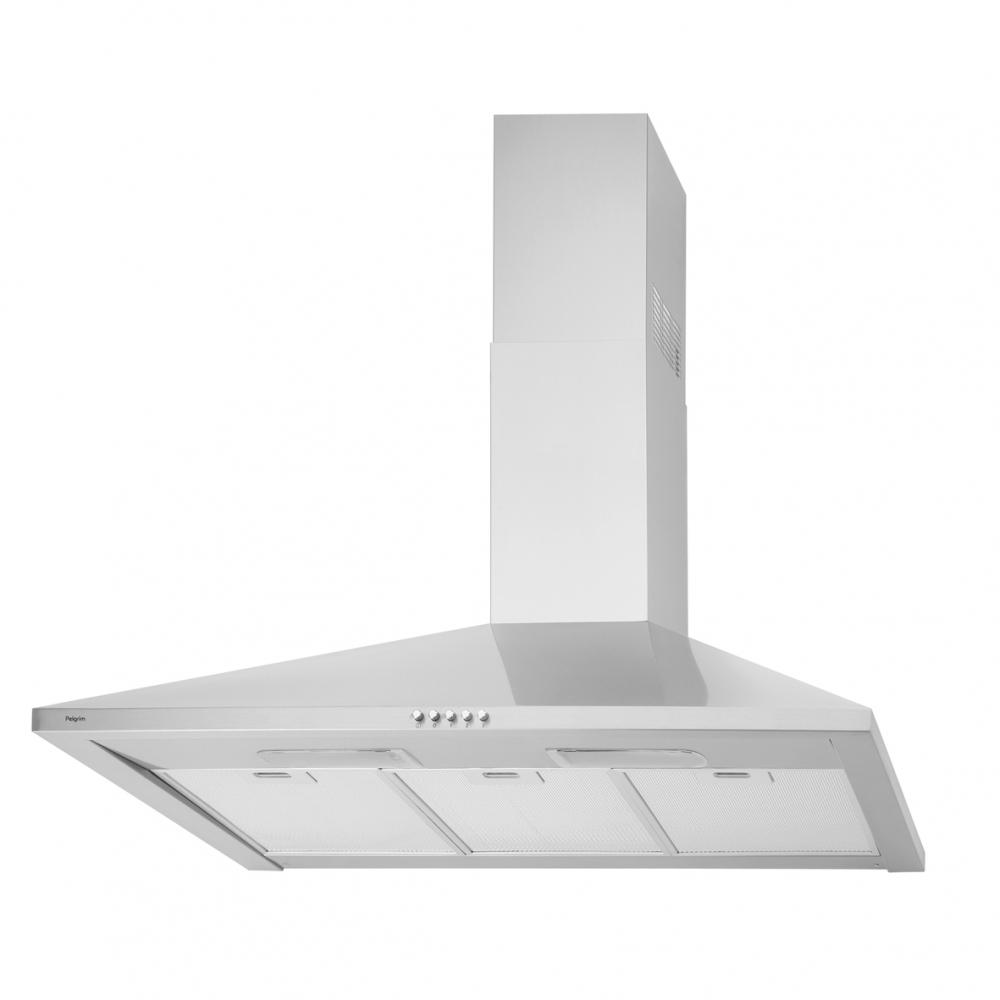 Keuken Afzuigkap Capaciteit : Schouwmodel 90 cm breed Maximale capaciteit 427 m?/uur Gratis