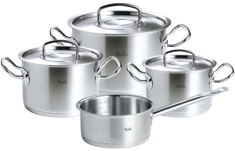 fissler original profi collection pannenset