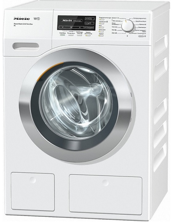 Miele WKM132WPS twin dos wasautomaat